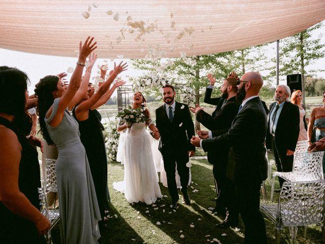 Il matrimonio di Thomas e Juliana a Castrezzato, Brescia 80