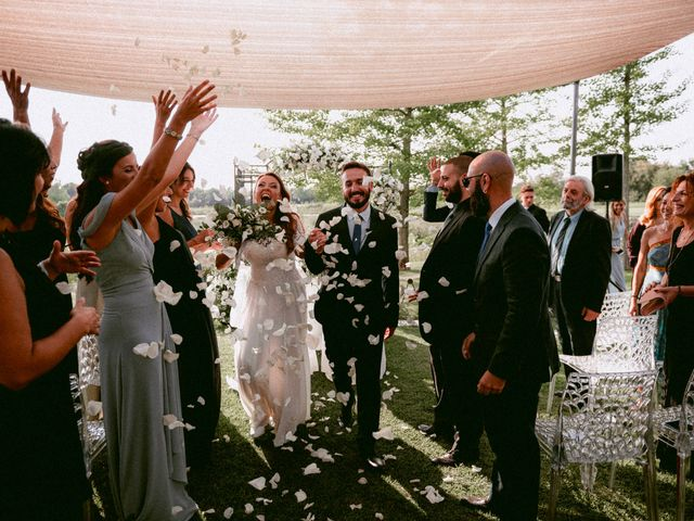 Il matrimonio di Thomas e Juliana a Castrezzato, Brescia 81