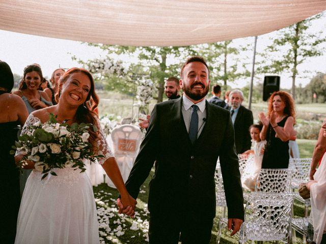 Il matrimonio di Thomas e Juliana a Castrezzato, Brescia 82