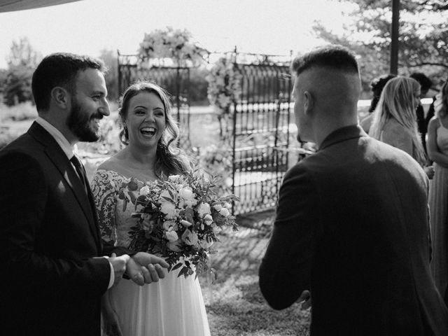 Il matrimonio di Thomas e Juliana a Castrezzato, Brescia 88