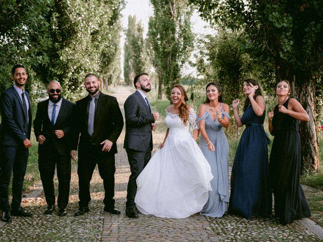 Il matrimonio di Thomas e Juliana a Castrezzato, Brescia 95
