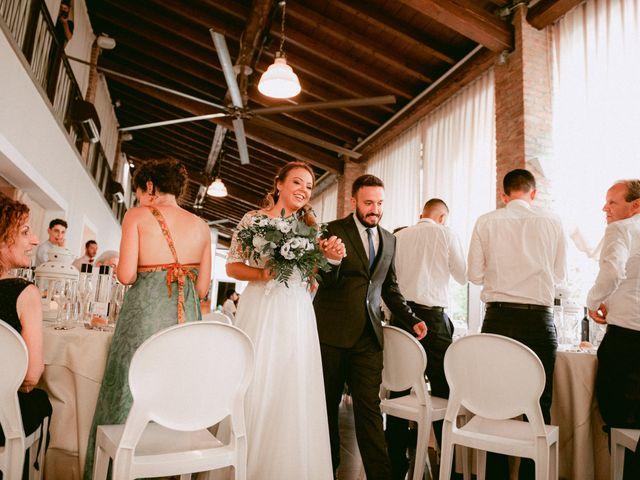 Il matrimonio di Thomas e Juliana a Castrezzato, Brescia 97