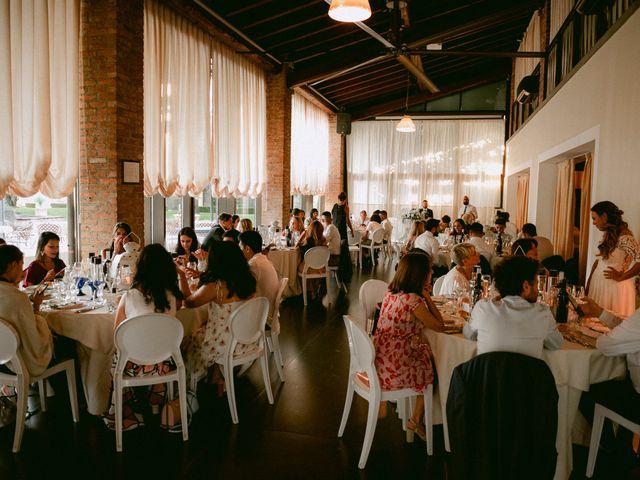 Il matrimonio di Thomas e Juliana a Castrezzato, Brescia 99