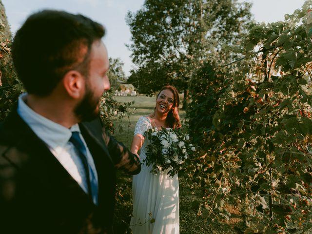 Il matrimonio di Thomas e Juliana a Castrezzato, Brescia 100