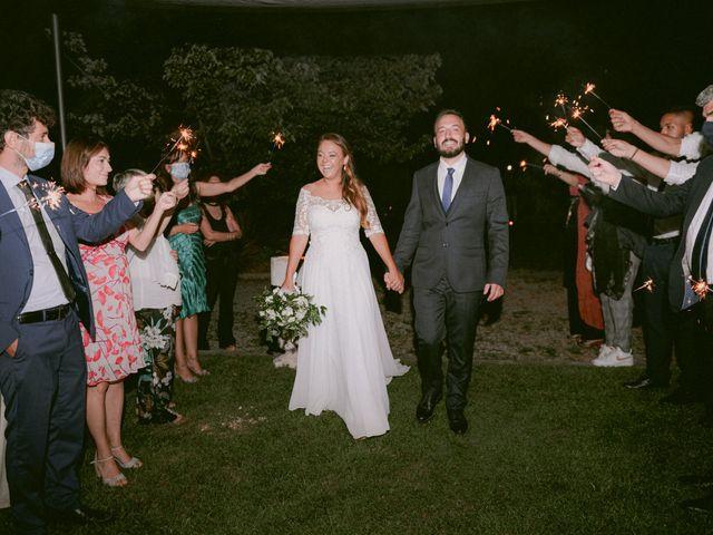 Il matrimonio di Thomas e Juliana a Castrezzato, Brescia 111