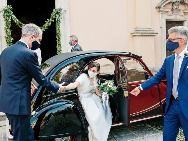 Il matrimonio di Riccardo e Chiara a Arese, Milano 22
