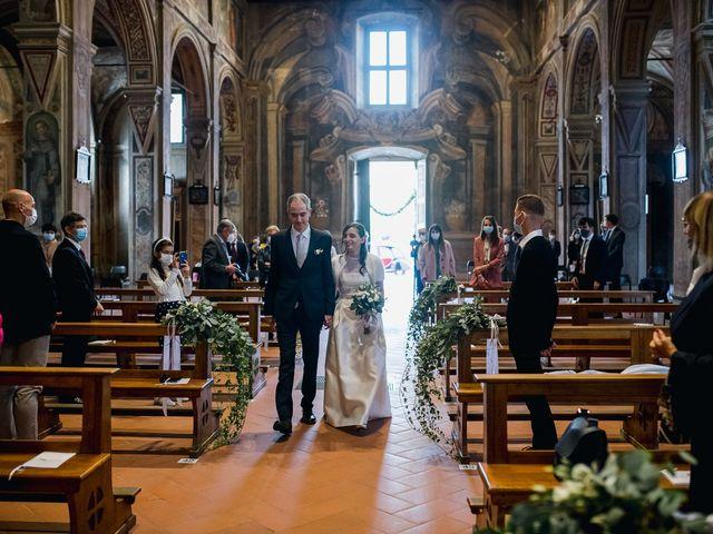 Il matrimonio di Riccardo e Chiara a Arese, Milano 26