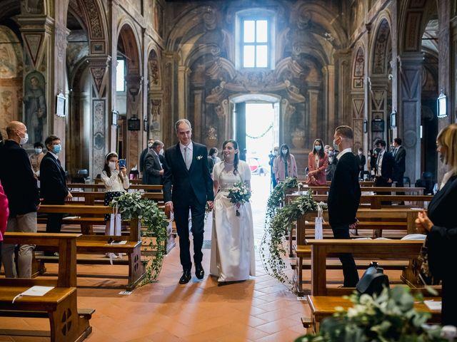 Il matrimonio di Riccardo e Chiara a Arese, Milano 27