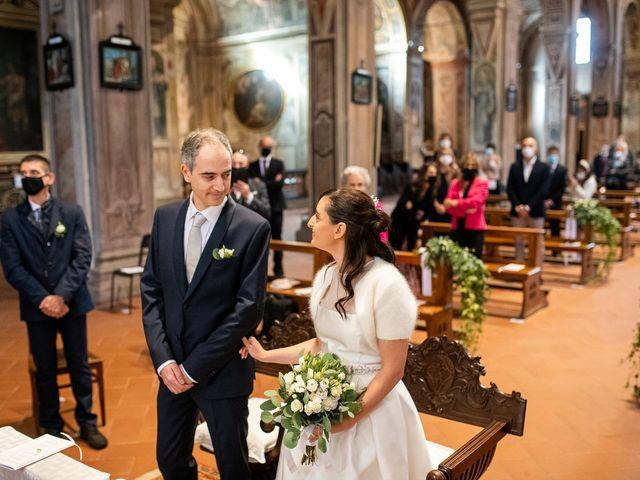 Il matrimonio di Riccardo e Chiara a Arese, Milano 28
