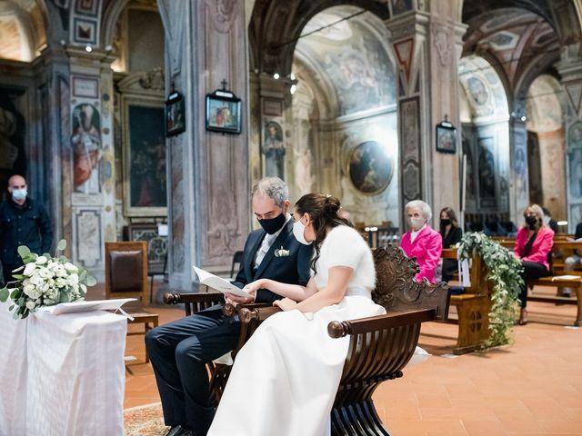 Il matrimonio di Riccardo e Chiara a Arese, Milano 33