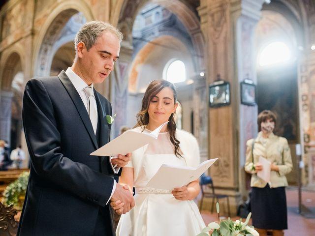 Il matrimonio di Riccardo e Chiara a Arese, Milano 34