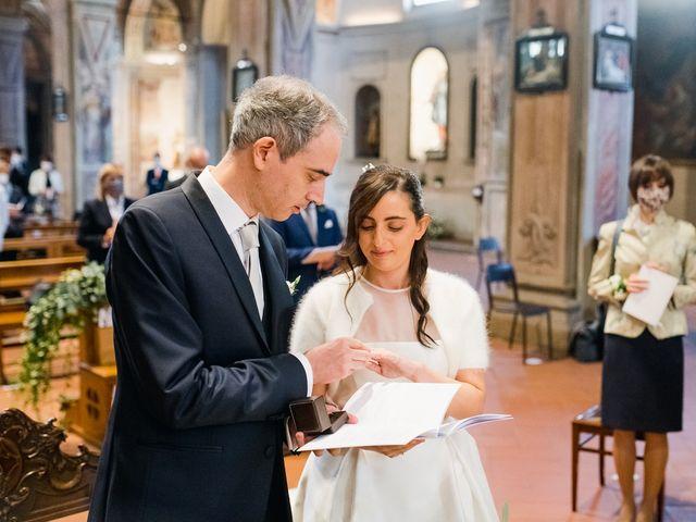 Il matrimonio di Riccardo e Chiara a Arese, Milano 35