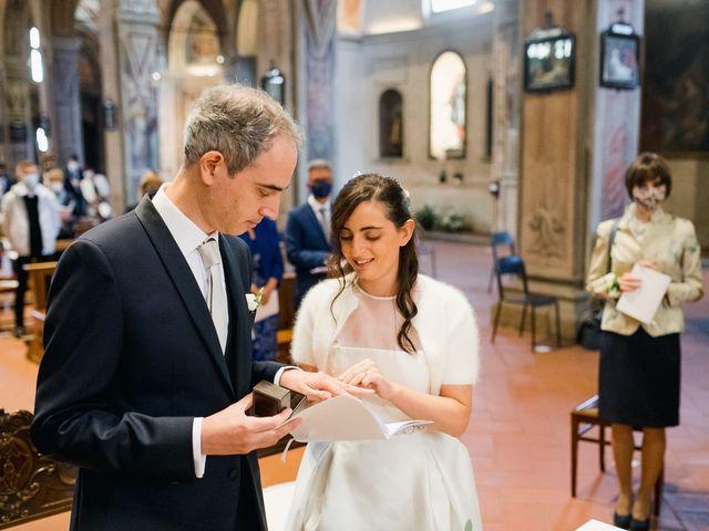 Il matrimonio di Riccardo e Chiara a Arese, Milano 36