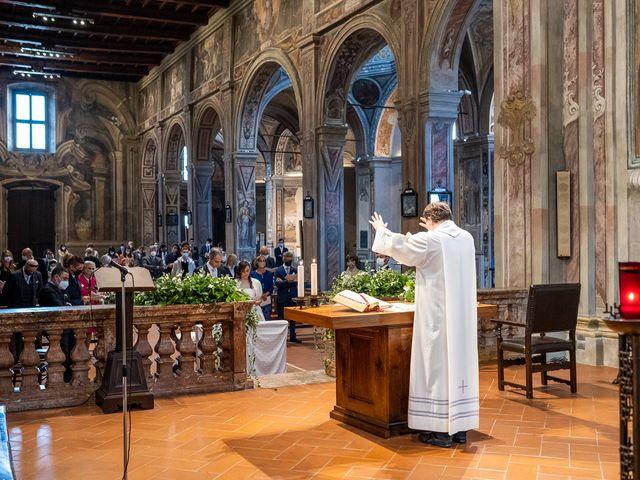 Il matrimonio di Riccardo e Chiara a Arese, Milano 38