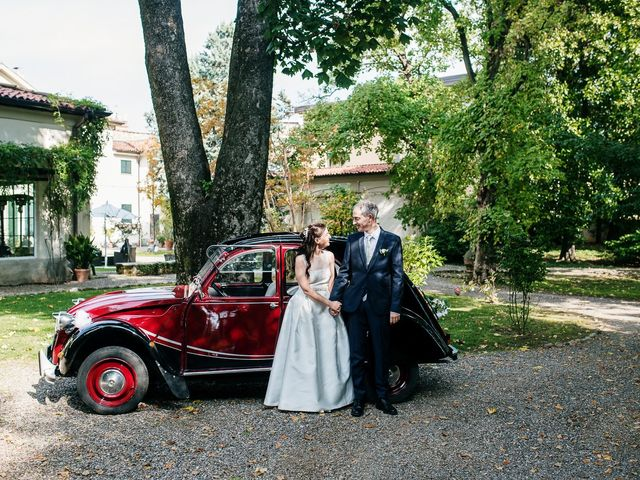 Il matrimonio di Riccardo e Chiara a Arese, Milano 66