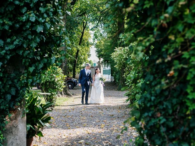 Il matrimonio di Riccardo e Chiara a Arese, Milano 1