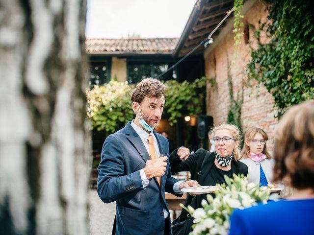 Il matrimonio di Riccardo e Chiara a Arese, Milano 67