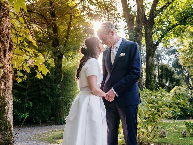 Il matrimonio di Riccardo e Chiara a Arese, Milano 2