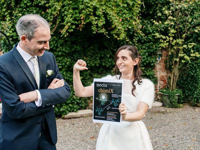 Il matrimonio di Riccardo e Chiara a Arese, Milano 85