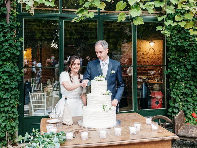 Il matrimonio di Riccardo e Chiara a Arese, Milano 86