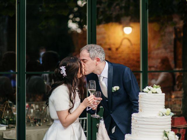 Il matrimonio di Riccardo e Chiara a Arese, Milano 87