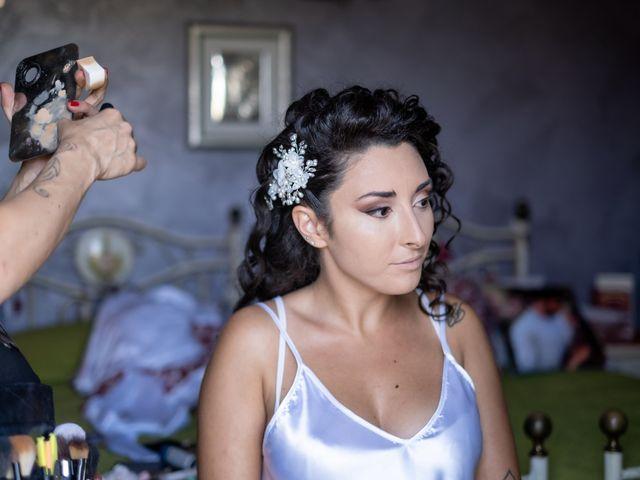 Il matrimonio di Marwan e Natascia a Tivoli, Roma 8