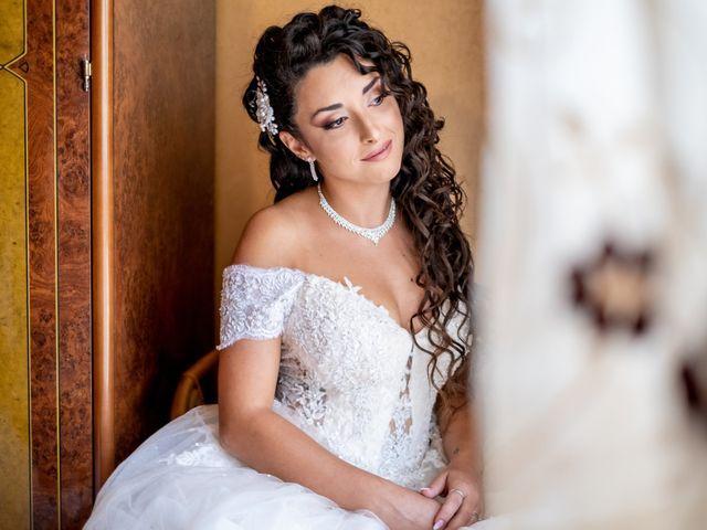 Il matrimonio di Marwan e Natascia a Tivoli, Roma 18