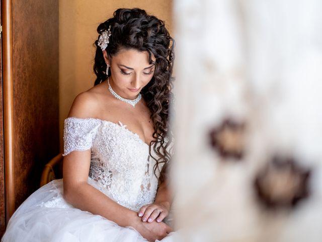 Il matrimonio di Marwan e Natascia a Tivoli, Roma 19