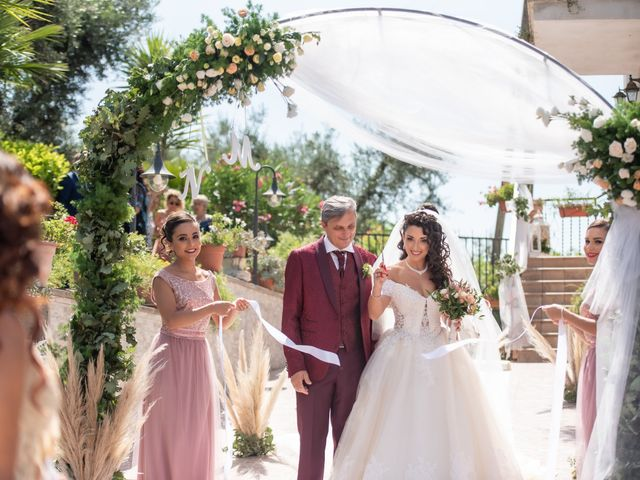 Il matrimonio di Marwan e Natascia a Tivoli, Roma 21