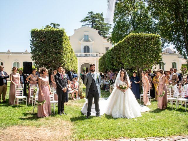 Il matrimonio di Marwan e Natascia a Tivoli, Roma 23