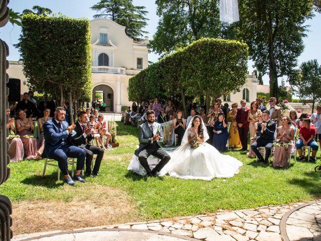 Il matrimonio di Marwan e Natascia a Tivoli, Roma 24