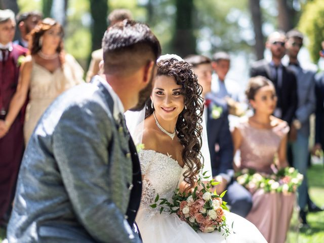 Il matrimonio di Marwan e Natascia a Tivoli, Roma 26