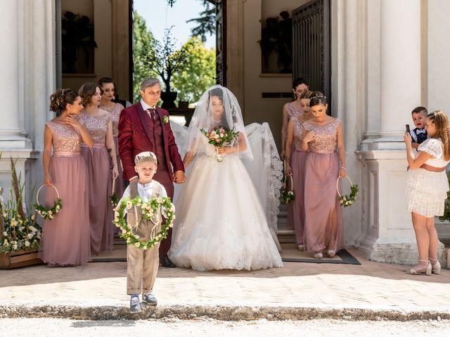 Il matrimonio di Marwan e Natascia a Tivoli, Roma 28