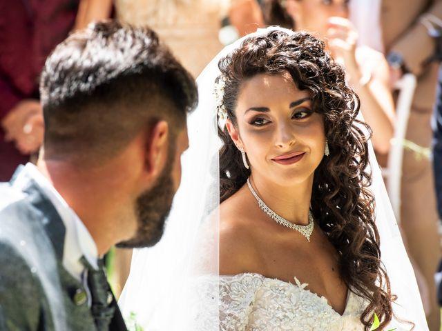 Il matrimonio di Marwan e Natascia a Tivoli, Roma 30
