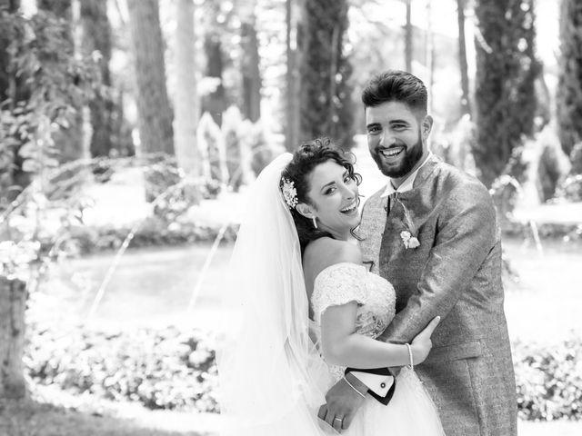 Il matrimonio di Marwan e Natascia a Tivoli, Roma 31