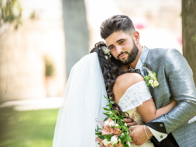 Il matrimonio di Marwan e Natascia a Tivoli, Roma 33