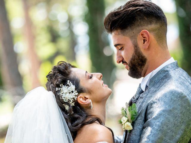 Il matrimonio di Marwan e Natascia a Tivoli, Roma 34