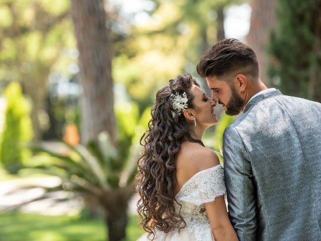Il matrimonio di Marwan e Natascia a Tivoli, Roma 35
