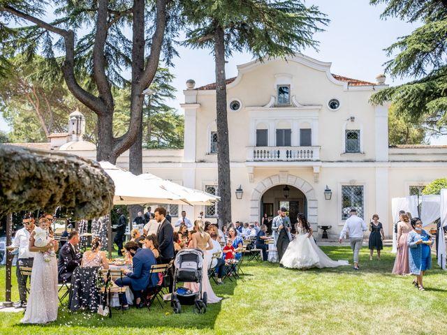 Il matrimonio di Marwan e Natascia a Tivoli, Roma 36