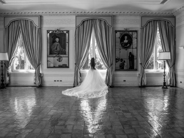 Il matrimonio di Marwan e Natascia a Tivoli, Roma 37