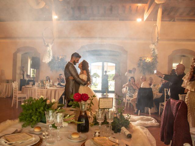 Il matrimonio di Marwan e Natascia a Tivoli, Roma 39