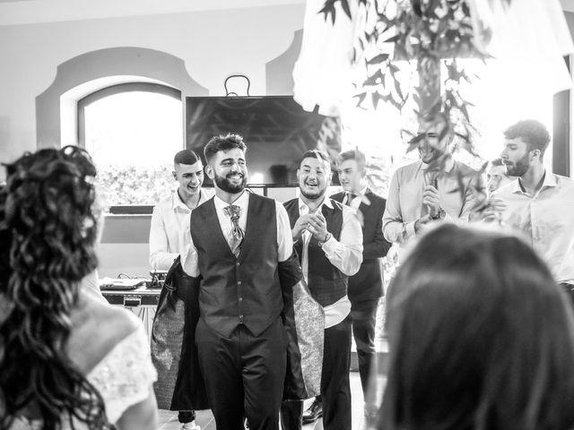 Il matrimonio di Marwan e Natascia a Tivoli, Roma 44
