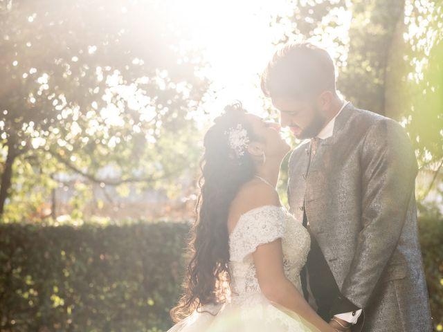 Il matrimonio di Marwan e Natascia a Tivoli, Roma 52