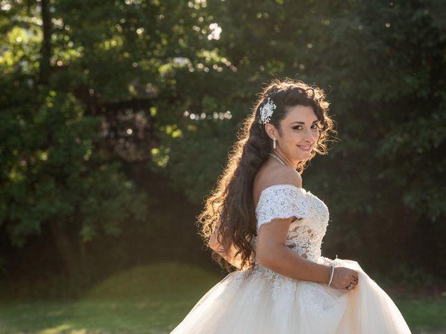 Il matrimonio di Marwan e Natascia a Tivoli, Roma 53
