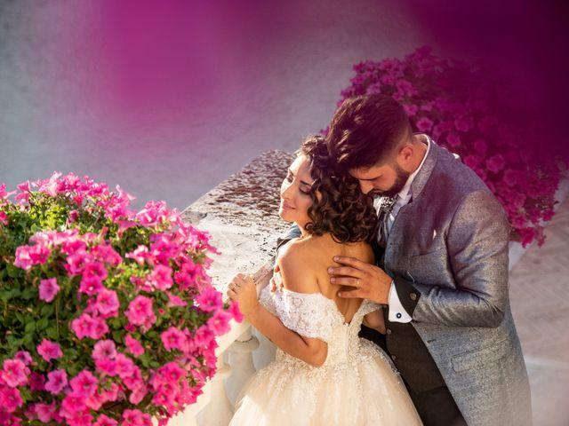Il matrimonio di Marwan e Natascia a Tivoli, Roma 55