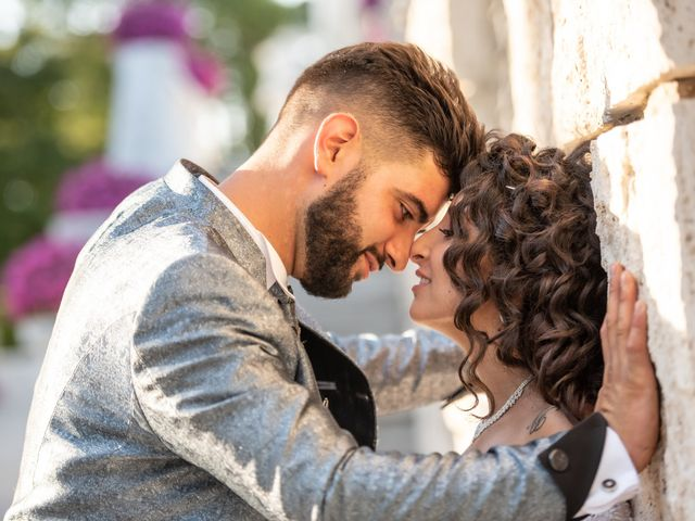 Il matrimonio di Marwan e Natascia a Tivoli, Roma 56