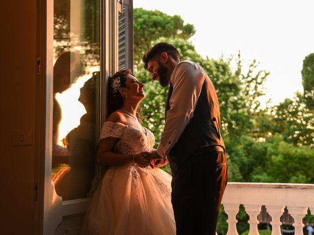 Il matrimonio di Marwan e Natascia a Tivoli, Roma 59