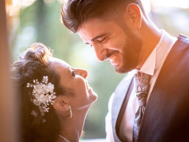 Il matrimonio di Marwan e Natascia a Tivoli, Roma 61