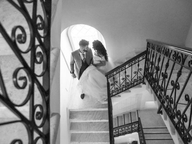 Il matrimonio di Marwan e Natascia a Tivoli, Roma 62