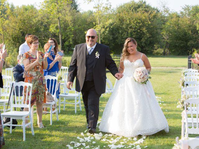 Il matrimonio di Floriana e Stefano a Garlasco, Pavia 8